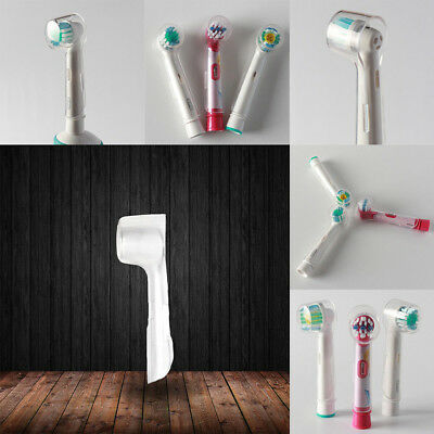 5Pcs Travel Electric Toothbrush Head Protective Cover Case Cap Suit Oral b Tooth