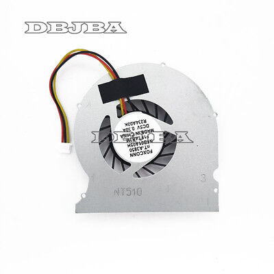 CPU Fan For Foxconn NT510 NT410 NT425 NT435 NT-A3700 NT-A3500 Laptop Cooling fan
