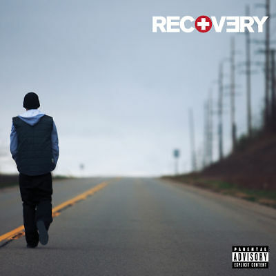 EMINEM - Recovery, 1 Audio-CD