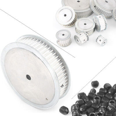 5M 12T-60T Timing Pulley Without Step Synchronous Wheel For 15/20mm Width Belt
