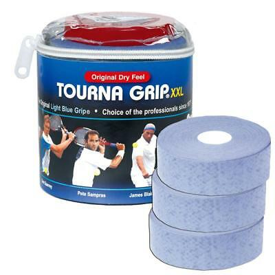Tourna Grip XXL, Original Dry Feel Tennis Grips (30/Roll Pack)