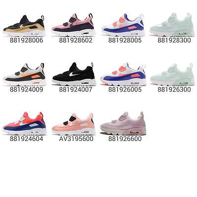 sports shoes 3e9f0 9ec25 NIKE AIR MAX Tiny 90 TD Toddler Infant  PS Kid Preschool Straps Shoes Pick  1 - EUR 74,99  PicClick IT
