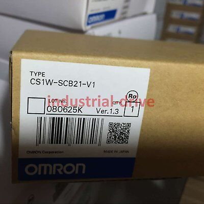 1PC New in Box OMRON PLC CS1W-SCB21-V1 1 year warranty