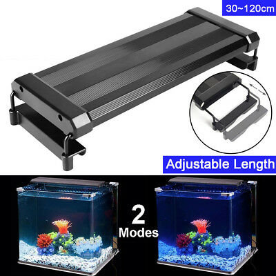 Light Led Tank Freshwater Super Aquarium Lighting For Thin Fish Saltwater Lamp DHIWY9E2