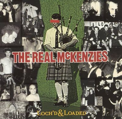 The Real McKenzies - Loch'd & Loaded