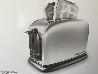Toaster Star Shape Toaster Brand New And Boxed