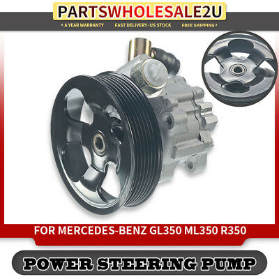 *NEW* Power Steering Pump Pulley for MERCEDES-BENZ//7691332149//