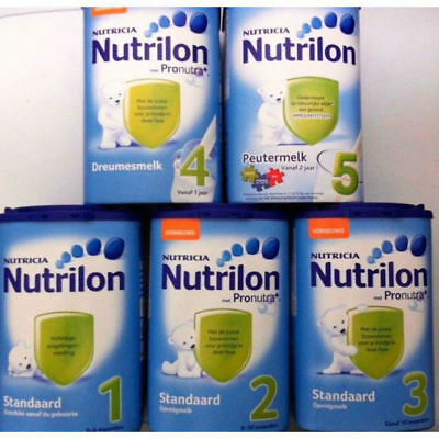 Nutrilon baby milk - 100% original from Netherlands and with receipt