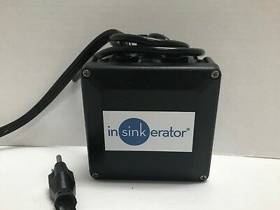 Switch Air Actuated IN-SINK-ERATOR Model 71456 120V 12 AMPS 50/60Hz 1PH  R1/1