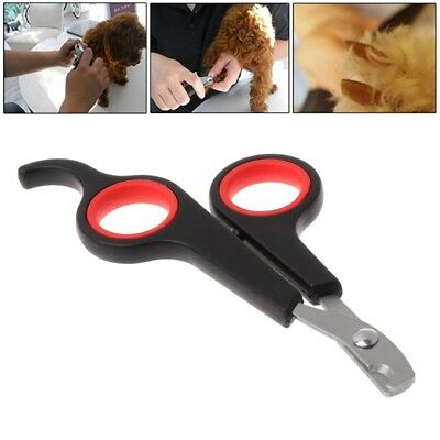 Nail Clippers Pet Dog Cat Claw Trimmer Grooming Scissors Cutter Toenail Supplies