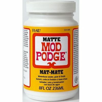 Mod Podge Matte - 236 ml Plaid PECS11301
