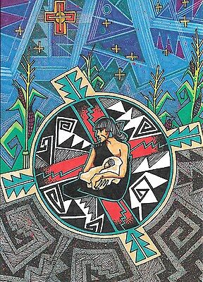 12 Native American Christmas Cards by Michael Lacapa (Madonna)