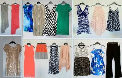 Wholesale Lot of New Designer Womens Clothing Donna Ricco Julia Jordan Maia More