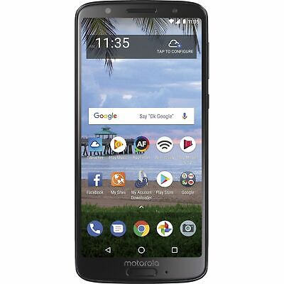 Total Wireless Moto G6 4G LTE Prepaid Cell Phone