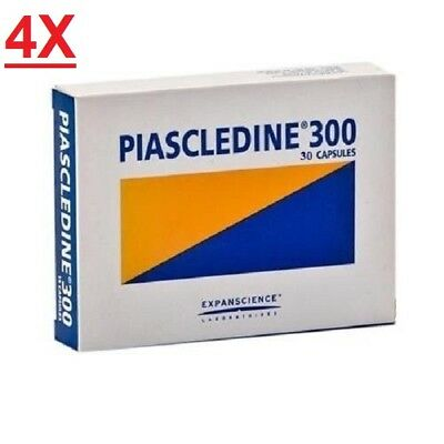 PIASCLEDINE 300mg, 120 Tablets, ANTI-RHEUMATIC, FRENCH PRODUCT, 2 days shipping