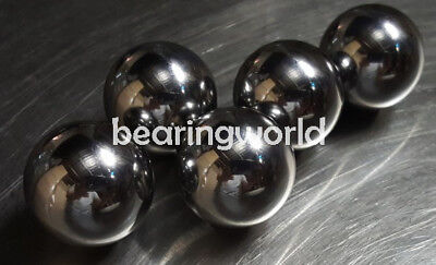 """1-3/16"""" Ball Paracord Monkey Fist Steel Tactical Cores Balls  Chrome Steel"""