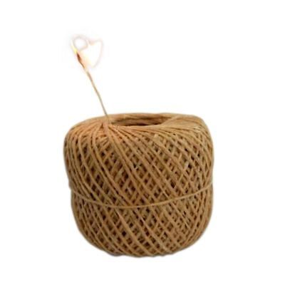 Organic Hemp Wick Natural Beeswax Coating Candle Making Craft 200 Feet Rope