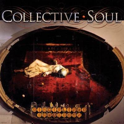 COLLECTIVE SOUL - Disciplined Breakdown (CD 1997) USA First Edition MINT