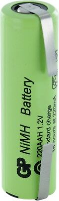 1-4x Gp 130AAMT 1300mah 1.2v Short Aa & Tags Rechargeable Nimh Battery Gp
