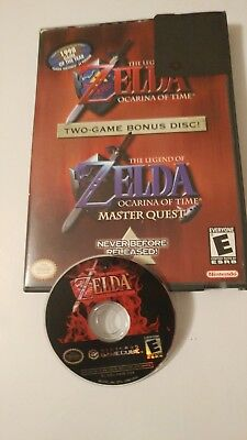 The Legend of Zelda: Ocarina of Time - Master Quest GAMECUBE