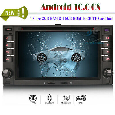 HD Android 8.1 Car DVD Wifi Sat Nav GPS BT DAB+Autoradio für KIA CEED RIO CARENS