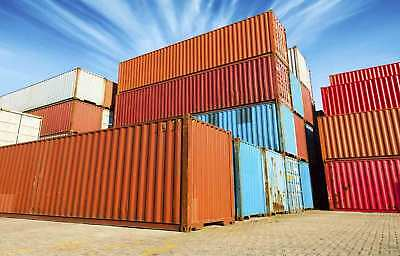 Used Shipping / Storage Containers 40ft WWT $1925 Newark, NJ