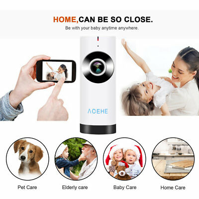 HD1080P Wireless IP Camera Home CCTV Security System Network Night Vision WiFi D
