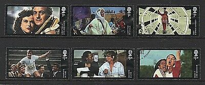 GB Stamps 2014 'Great British Films' - Fine used
