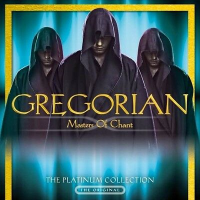 Gregorian / Masters Of Chant - The Platinum Collection * New 2Cd's 2017 * Neu *