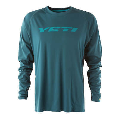 Yeti Tolland Long Sleeve Jersey MY 18 Storm