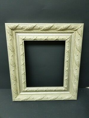 Antique Vintage Wooden 15 x 13 Intricate Frame