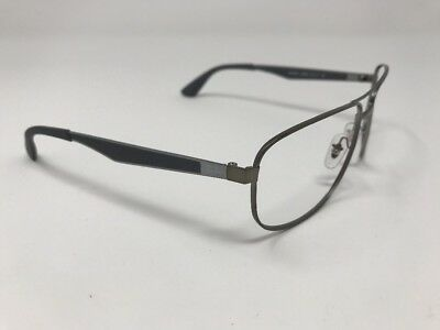 f456ec61626a9 RAY-BAN AVIATOR SUNGLASSES Frame Only RB3527 029 9A 61-17 3P Black ...