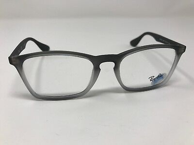 17d26233d4 RAY-BAN RB 7045 5602 Matte Rubber Grey New Authentic Eyeglasses 55mm ...