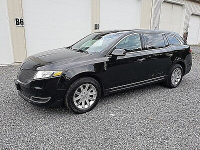 2013 Lincoln MKT AWD Luxury 2013 Lincoln MKT Town Car Black