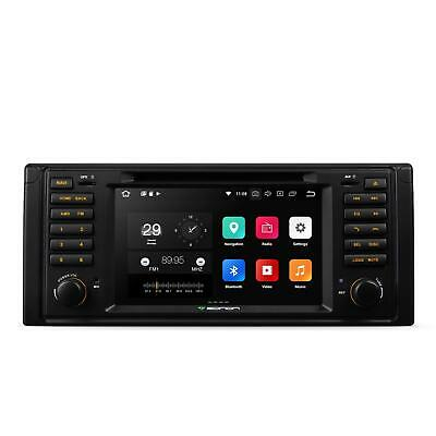 """Eonon 7"""" Android touchscreen radio car stereo from BMW e39 5 Series"""