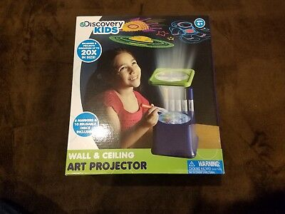discovery kids wall and ceiling art projector 15 00 picclick