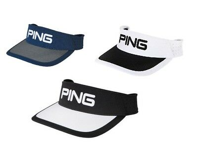 29c28ee6589 PING SPORT VISOR Golf Hat 2017 Adjustable New - Choose Color ...