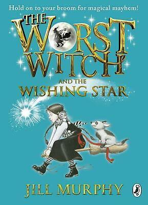 Worst Witch and The Wishing Star by Jill Murphy Paperback Book Free Shipping!