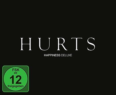 Hurts - Happiness, 1 Audio-CD + 1 DVD (Deluxe)