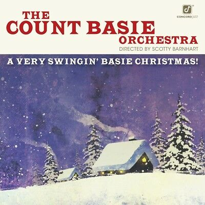 Count Basie Orchestra - Very Swingin' Basie Christmas!