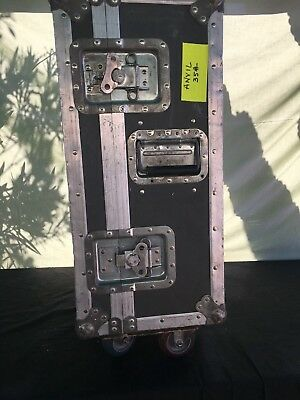 Anvil Ata Utility Case W/4 Wheels (Od 26X24X12) No Foam