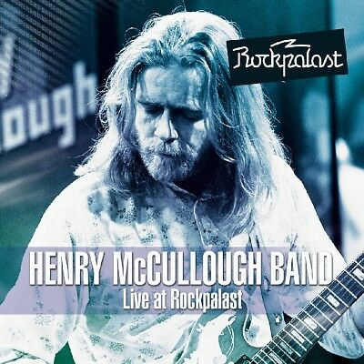 Henry McCullough Band - Live At Rockpalast 1976
