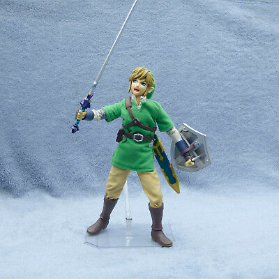Medicom The Legend of Zelda Skyward Sword Real Action Heroes (RAH) Link #622
