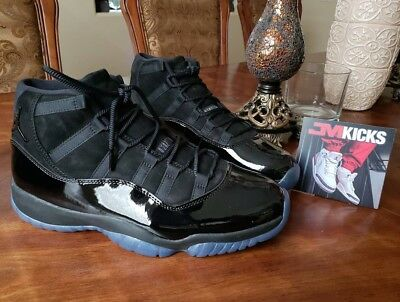 733557f9ff8 JORDAN 11 CAP and gown   prom night size 9.5 -  275.00