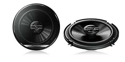 "Pioneer TS-G1620F 600W Max (80W RMS) 6.5"" G-Series 2-Way Coaxial Car Speakers"