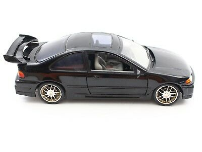 1995 Honda Civic Fast And Furious Racing Champions 118 Diecast