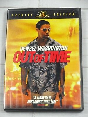 Out of Time (DVD, 2004) - V1086