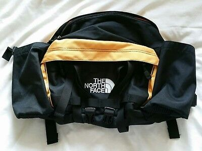 The North face carry bag backpack Waist Hip Lumbar Hiker Bag recon Borealis