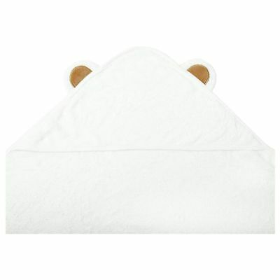 1X(Extra Soft Rayon from Bamboo Baby Hooded Towel | Super Absorbent and Hyp V8A0