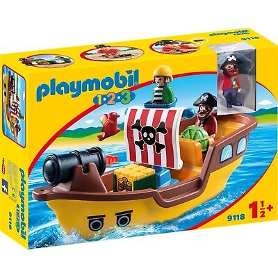 PLAYMOBIL 9118 Piratenschiff